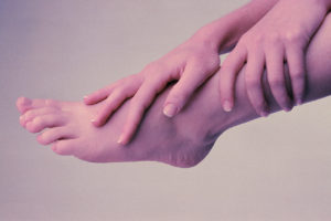 Caressing Foot 2000